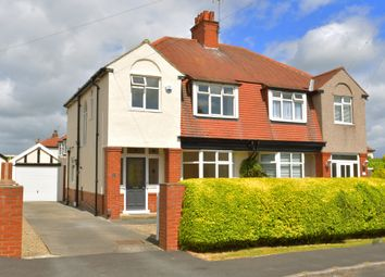 Thumbnail 3 bed semi-detached house to rent in Malden Road, Harrogate, North Yorkshire