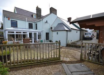 Thumbnail 4 bed semi-detached house for sale in New Street, St. Davids, Haverfordwest