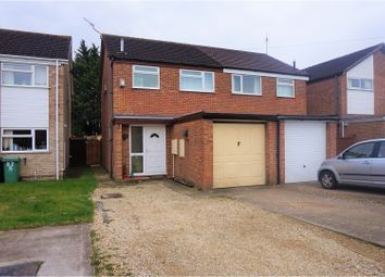 Thumbnail 3 bed semi-detached house for sale in The Holly Grove, Gloucester
