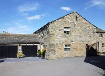Thumbnail 4 bed barn conversion to rent in Carr Lane, Shepley, Huddersfield