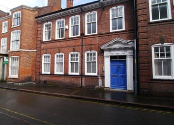 Thumbnail 1 bed flat to rent in New Street, Leicester