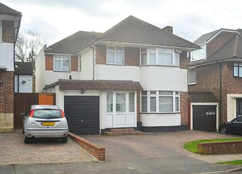 Thumbnail 5 bed detached house for sale in Broadcroft Road, Petts Wood, Orpington