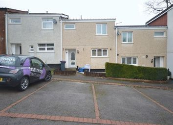 Thumbnail 3 bed terraced house to rent in Stour Court, Thornhill, Cwmbran