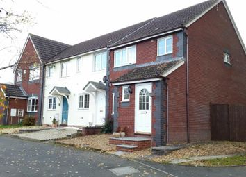 Thumbnail 2 bed terraced house to rent in Devonport Close, Redditch