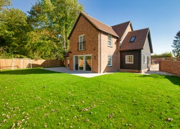 Thumbnail 4 bed detached house for sale in Pudding Lane, Barley, Royston