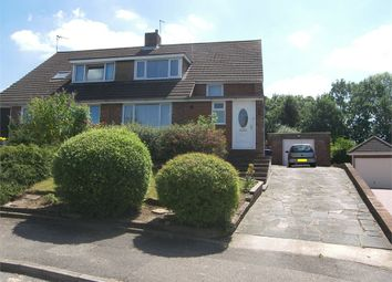 Thumbnail 4 bedroom semi-detached house for sale in Sutton Crescent, Barnet