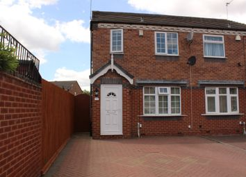 Thumbnail 3 bed semi-detached house for sale in Crownmeadow Drive, Tipton