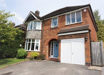 Thumbnail 4 bed detached house for sale in Hathaway Road, Sutton Coldfield