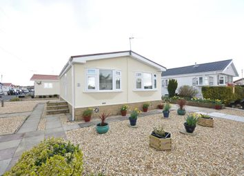 Thumbnail 2 bed mobile/park home for sale in Jensen Drive, Carr Bridge Residential Park, Blackpool, Lancashire