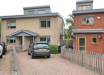 Thumbnail 2 bed semi-detached house for sale in Wagtail Close, Ratby, Leicester