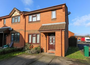 Thumbnail 2 bed end terrace house for sale in Chaffinch Close, Tolworth, Surbiton