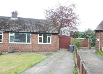 Thumbnail 2 bedroom bungalow to rent in Shirley Avenue, Hyde, Cheshire