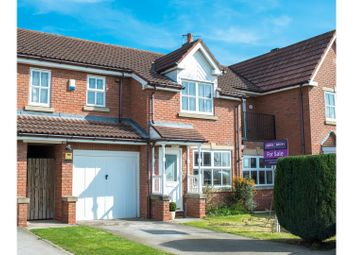 Thumbnail 4 bedroom terraced house for sale in Jervis Court, York