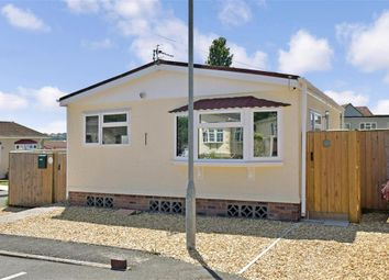 Thumbnail 2 bedroom mobile/park home for sale in Folly Lane, East Cowes, Isle Of Wight