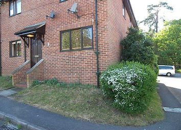 Thumbnail 1 bedroom block of flats for sale in Petersfield Road, Whitehill, Bordon