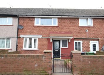 Thumbnail 3 bed terraced house for sale in Westrigg Road, Carlisle