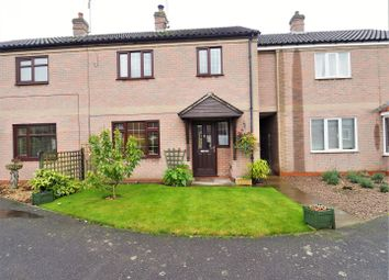 Thumbnail 3 bed terraced house for sale in Hounsfield Way, Sutton-On-Trent, Newark