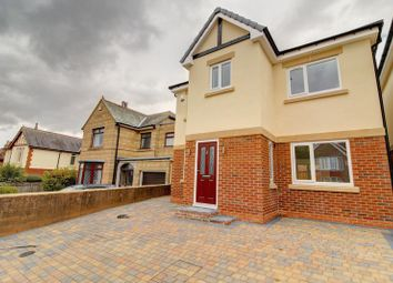 Thumbnail 4 bedroom detached house for sale in Westacres Crescent, Newcastle Upon Tyne