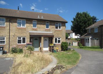 Thumbnail 2 bed terraced house to rent in Montague Close, Stoke Gifford, Bristol