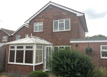 Thumbnail 3 bed detached house to rent in Croesonen Parc, Abergavenny