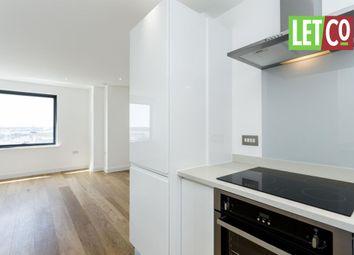Thumbnail 1 bedroom flat to rent in Ocean Way, Ocean Village, Southampton