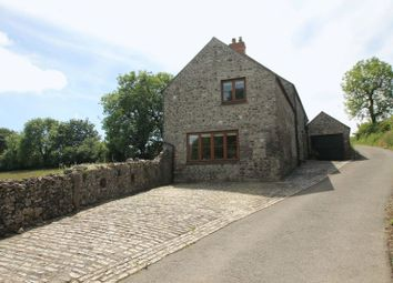 Thumbnail 4 bed detached house for sale in The Batch, Priddy, Wells
