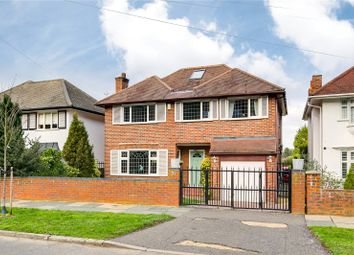 Thumbnail 5 bed detached house for sale in Ullswater Crescent, Kingston Vale, London