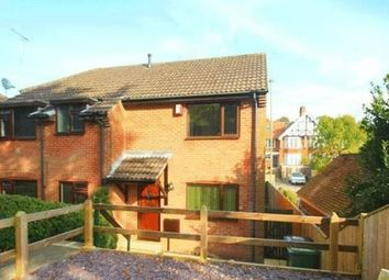 Thumbnail 2 bed terraced house to rent in The Yews, Horndean, Waterlooville.