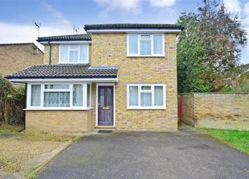 Thumbnail 4 bed detached house for sale in Quarry Way, Southwater, Horsham, West Sussex
