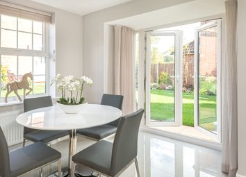 "Thumbnail 5 bed detached house for sale in ""Henley"" at Beancroft Road, Marston Moretaine, Bedford"