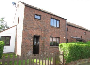 Thumbnail 4 bedroom end terrace house for sale in Pilton Close, Paston