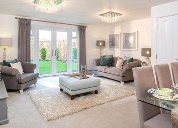 "Thumbnail 2 bedroom semi-detached house for sale in ""Wilford"" at Kilby Road, Fleckney, Leicester"