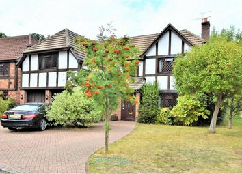 5 bed detached house for sale in Lansdowne Road, Frimley Green, Camberley, Surrey GU16