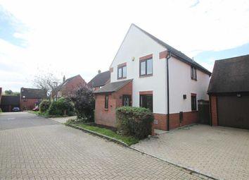 Thumbnail 4 bed detached house to rent in Farinton, Two Mile Ash, Milton Keynes