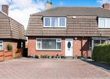 Thumbnail 3 bed semi-detached house for sale in Jackson Close, Keresley, Coventry, West Midlands