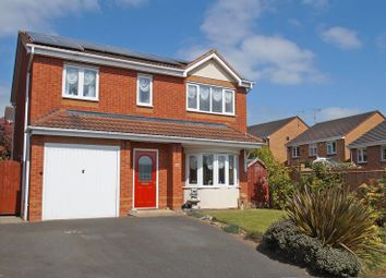 Thumbnail 4 bed detached house for sale in Royal Worcester Crescent, Bromsgrove