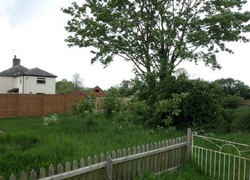 Thumbnail Land for sale in St. James South Elmham, Halesworth