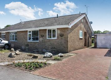 Thumbnail 2 bedroom semi-detached bungalow for sale in Pasture Close, Strensall, York