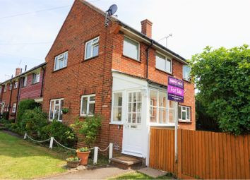 Thumbnail 2 bed end terrace house for sale in West Ring, Farnham
