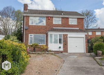 Thumbnail 4 bedroom detached house for sale in Langholm Drive, Breightmet, Bolton, Lancashire