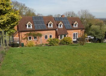 Thumbnail 3 bed detached house for sale in Rushall, Ledbury