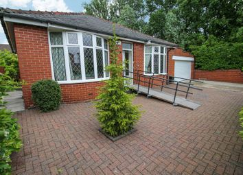 Thumbnail 2 bed detached bungalow for sale in Ainsworth Road, Bury
