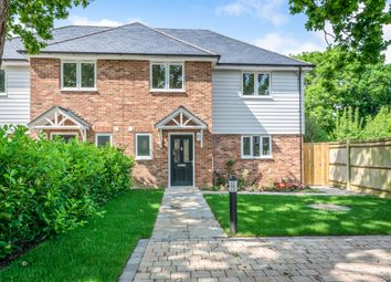 Thumbnail 3 bed semi-detached house for sale in Walnut Close, Burgess Hill