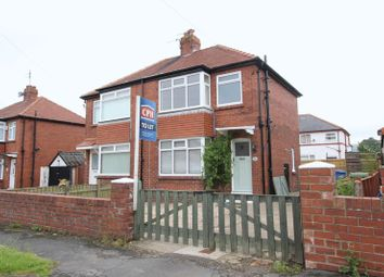 Thumbnail 2 bed semi-detached house to rent in Greylands Park Drive, Scarborough