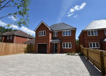 Thumbnail 5 bed detached house for sale in St Marks Road, Binfield, Berkshire