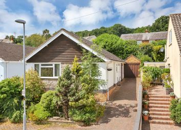 Thumbnail 2 bed detached bungalow for sale in Windmill Rise, Woodhouse Eaves, Loughborough