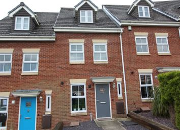 Thumbnail 3 bed town house to rent in Upper Well Close, Oswestry