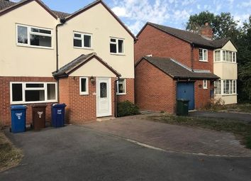 Thumbnail 4 bed property to rent in Kestrel Way, Langford Village, Bicester