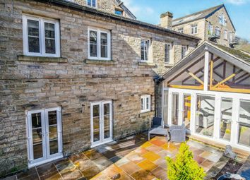 Thumbnail 3 bed detached house for sale in Wildspur Mills, New Mill, Holmfirth