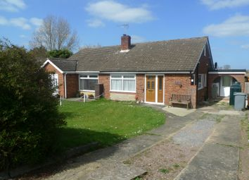 Thumbnail 2 bedroom bungalow for sale in Churchview Close, Reedham